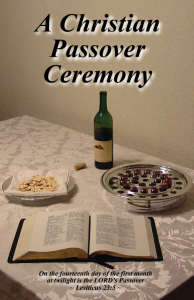 A Christian Passover Ceremony