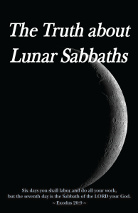 The Truth about Lunar Sabbaths