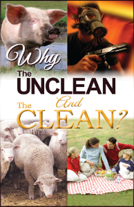 Why the Unclean and the Clean